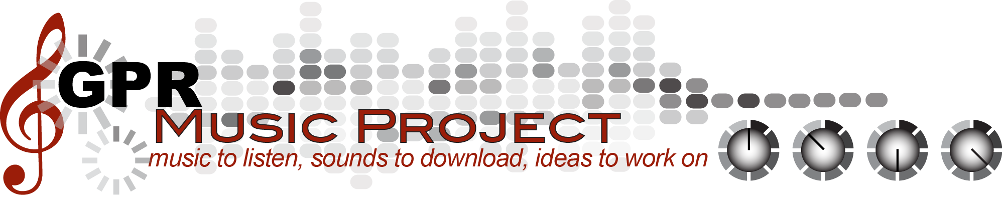 GPR Music project Logo