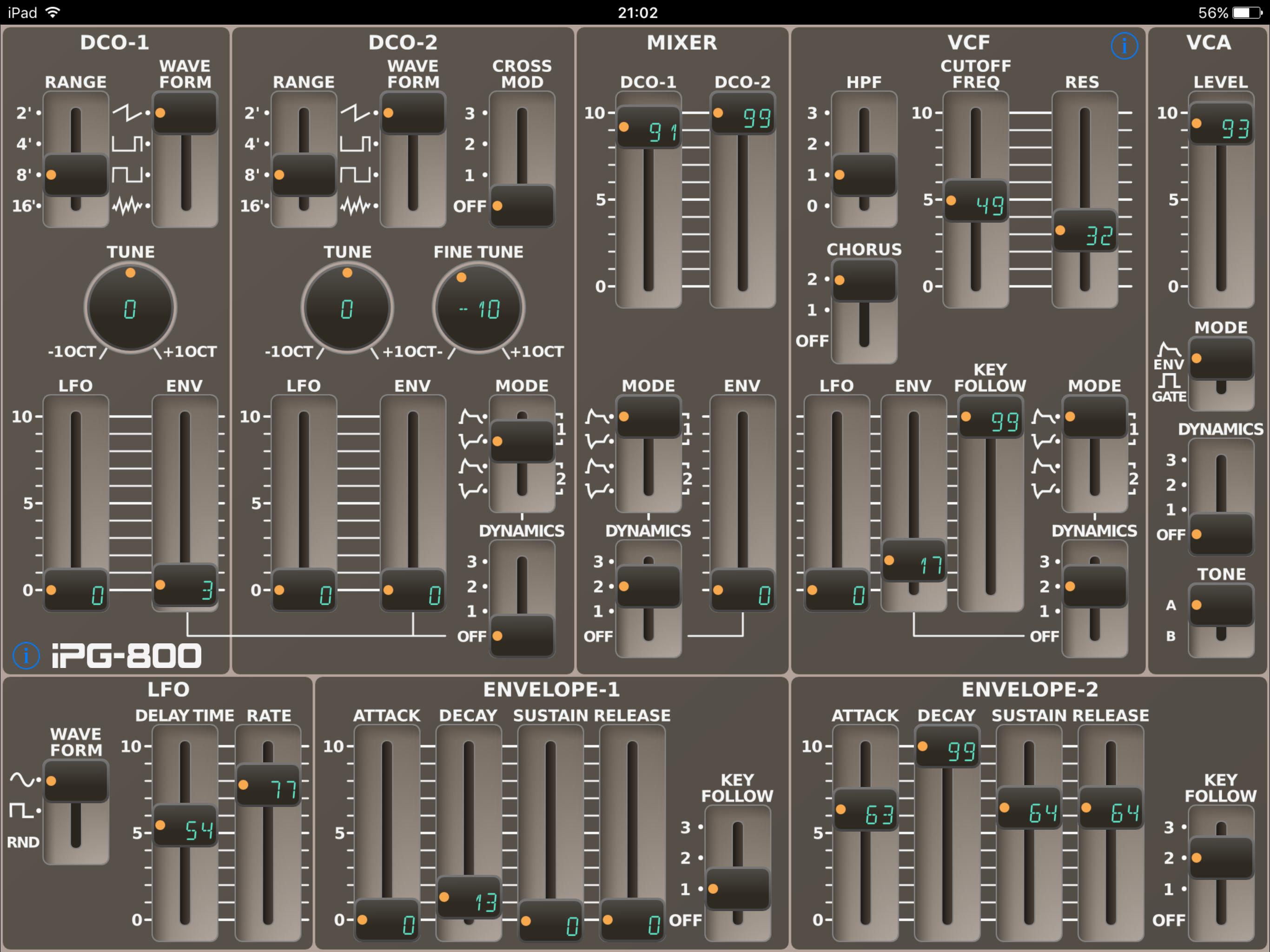 Roland Super JX-10 programming   nowadays - GPR Music project